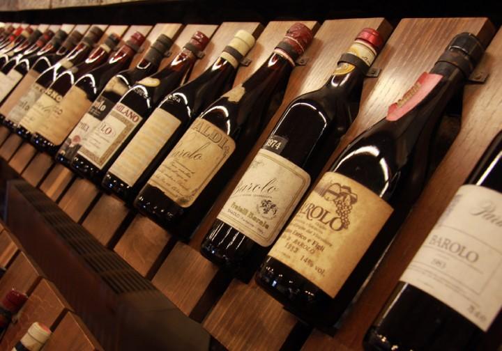ワイン・ランキング イタリアのクオリティを語る レジェンドワイン10本