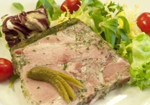 ブルゴーニュ美食案内 - 2 - ラ・ターブル・ド・ピエール・ブレ地元料理とワインのテイスティグ