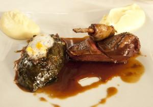 ブルゴーニュ美食案内 - 3 -  ロワゾー・デ・ヴーニュワインと最先端料理のマリアージュ