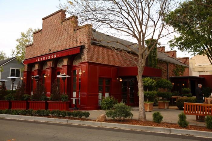 3ッ星フレンチ・ランドリーの姉妹店、レストラン・ブション