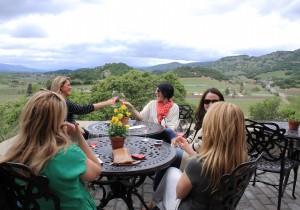 カリフォルニアスタイル 食卓でも屋外でも、ロゼシチュエーションを選ばないワイン