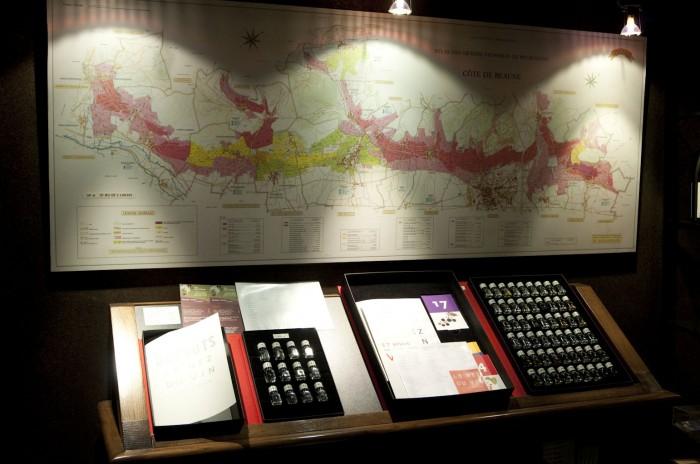 6 ブルゴーニュの地図から「ル・ネ・デュ・ヴァン」まで