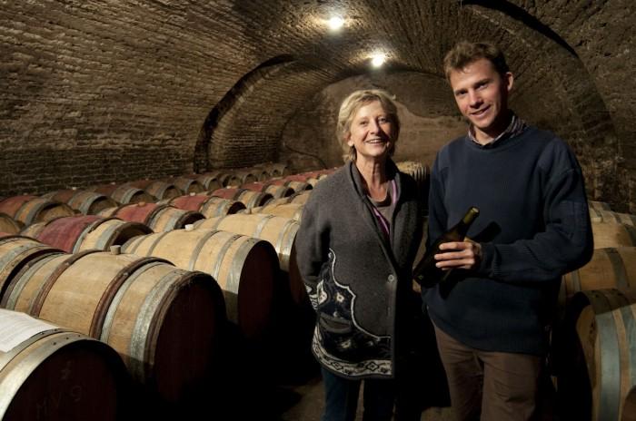 3男のフェリックスさん。ディジョンで醸造を学んだあと、オスピス・ド・ボーヌで修行。ドメーヌを継ぐ前にオーストラリアで経験を積む