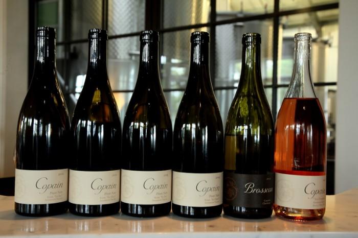 コパンの代表的なワインたち