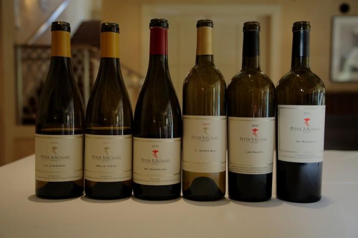 ワイナリーの代表的なワインたち