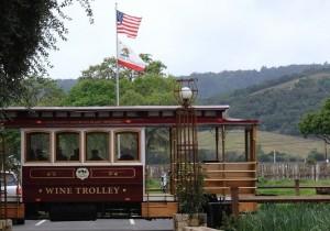 カリフォルニアスタイル   最も有名なワイン産地ナパ・ヴァレーを行く