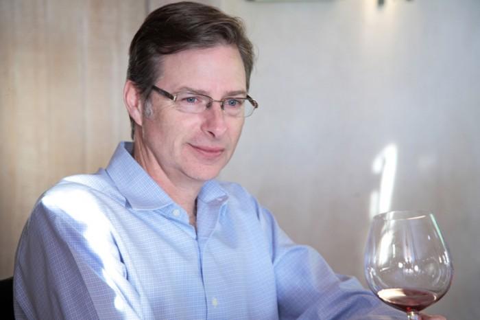 ワイン・メーカーのマイケル・マクニール
