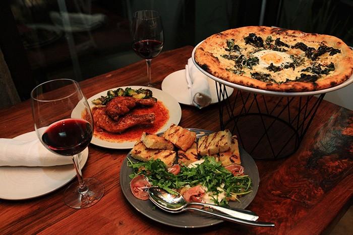 ピザやチキンとジンファンデルは定番中の定番